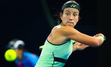 Sevastova pārvar pirmo kārtu arī 'Australian Open' dubultspēlēs
