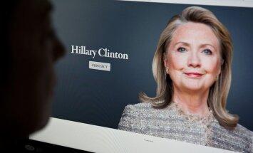 """Хиллари Клинтон назвала Путина """"хулиганом"""""""
