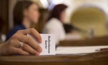 Partiju līderu diskusija par Latvijas attīstības prioritātēm. Video tiešraide