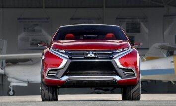 'Mitsubishi' parāda sava otrā hibrīda apvidnieka prototipu