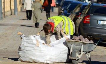 Nākamgad turpinās labot Rīgas ielas; remontdarbi būs arī Pārdaugavā