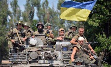 Krievija apvaino Ukrainu uzbrukumā tās robežsargiem un draud 'pieņemt mērus'