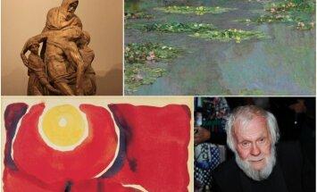 Radošās mokas un dusmu izvirdumi: pieci slaveni mākslinieki, kuri iznīcinājuši savus darbus