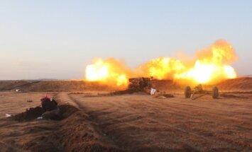 Vairākos sprādzienos Sīrijā vismaz 47 bojāgājušie
