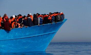 Pie Grieķijas krastiem noslīkuši 16 imigranti