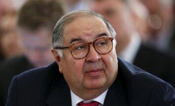 Neatkarīgā televīzijas kompānija 'CTC Media' pārdota Krievijas oligarham Usmanovam
