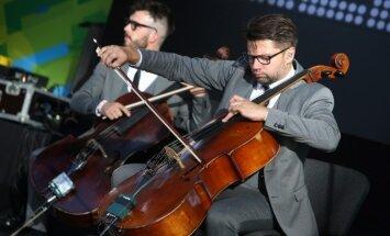 Rokmūzika čellam. Valkā koncertēs trio 'Melo-M' un kvartets 'C-Jam'