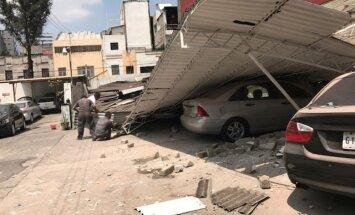 Mehiko satricina zemestrīce, prasot vismaz 248 cilvēku dzīvības