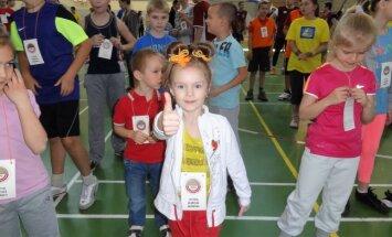 LOA svētkos bērni no nacionālajām kultūras biedrībām caur sacensībām iepazīs olimpiskos ideālus