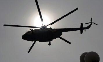 Krievijas helikopteri, iespējams, ielidojuši Lietuvas teritorijā