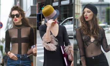 Foto: Zīmols 'Amoralle' prezentē izsmalcinātu ikdienas apģērbu kolekciju