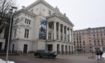Prokuratūra tiesai nodevusi krimināllietu par operas zagli