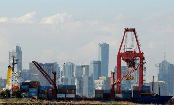 Austrālijas Melburnas osta pārdota par 6,4 miljardiem eiro