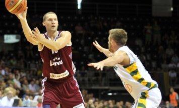 Strēlnieka pārstāvētajai 'Brose Baskets' vienībai pārliecinoša uzvara Vācijas čempionāta spēlē