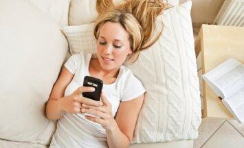 Жители Латвии — вторые в мире по использованию мобильного интернета