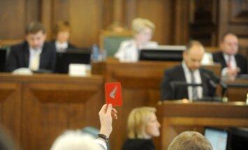 Argumentu trūkums vai kompromisa meklēšana – kas ir 'politisks lēmums'