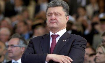 Porošenko sola parlamenta pirmstermiņa vēlēšanas