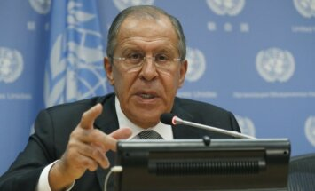 Lavrovs: pieaudzis Vašingtonas naidīgums pret Maskavu, ASV politika apdraud Krievijas drošību