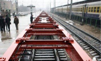 'Interfax': Krievijas, Baltkrievijas un Kazahstānas dzelzceļi grib LDz un Rīgas ostu iesaistīt kopējā projektā