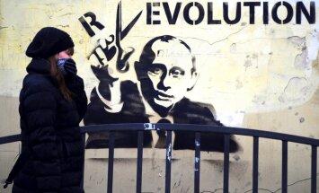 Mediji: Putins savā 'miera plānā' draud nolīdzināt ar zemi Donbasu