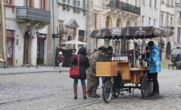 Īsa atpūta Ukrainā: Ļviva - lētāk un pārsteidzošāk nekā Eiropā