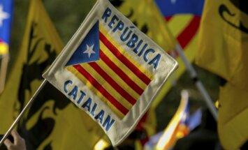 Katalāņu separātisti aicina uz protestu Briselē