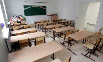 Skolēnu trūkuma dēļ vienīgo latviešu vidusskolu Bolderājā plāno pārveidot par pamatskolu