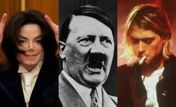 10 slaveni cilvēki, kuru nāvei ļaudis negrib ticēt