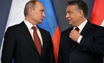 ES tomēr atļauj Krievijas kodoldegvielas piegādi Ungārijai