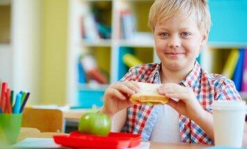 Kam noteikti jābūt skolēna ikdienas ēdienkartē