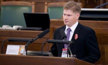 Saeimas komisijas nosoda Krievijas agresiju Ukrainā; SC balsojumā atturas