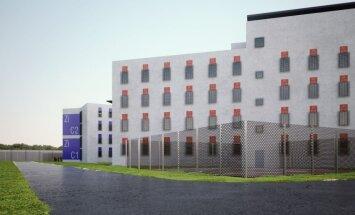 Vēl šogad plāno izsludināt iepirkumu Liepājas cietuma būvniecībai