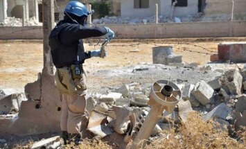 Sīrijas krīze: atlikta ANO Drošības padomes ārkārtas sēde
