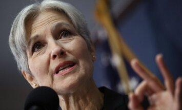 ASV 'zaļo' prezidenta amata kandidātei izvirzītas apsūdzības