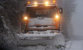 Skandināvijas ziemeļos līdz pusmetram dziļš sniegs, sals sasniedzis -26 grādus