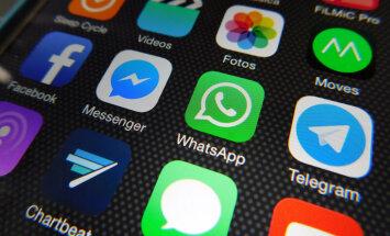 Россия: чиновникам могут запретить вести переписку через иностранные приложения