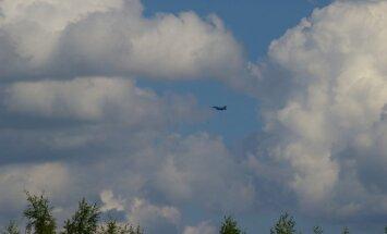 Krievijas lidmašīnas pie Baltijas valstu robežām pagājušonedēļ novērotas trīs reizes