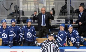 Vairāki Maskavas 'Dinamo' sistēmas hokejisti lūguši palīdzību KHL arodbiedrībai algas parādu dēļ