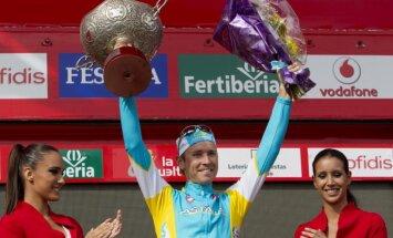 Zviedrs Kesiakofs uzvar 'Vuelta Espana' 11.posmā