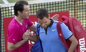 Roger Federer, Tommy Haas