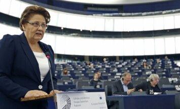 EP grupu pārstāvjiem krasi atšķirīgi viedokļi par Latvijas prezidentūras panākumiem