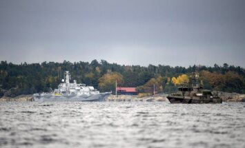 Zemūdens objekts pie Zviedrijas krastiem manīts jau piecas reizes