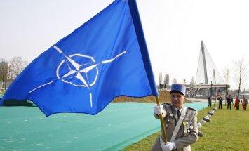 Jau otru dienu pie Latvijas ūdeņiem pamanīta Krievijas armijas radioelektroniskās izlūkošanas lidmašīna