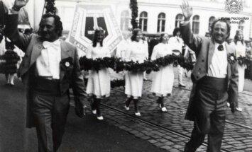 Latviešu kormūzikas dzintara slīpētāji. Brāļiem Kokariem – 95