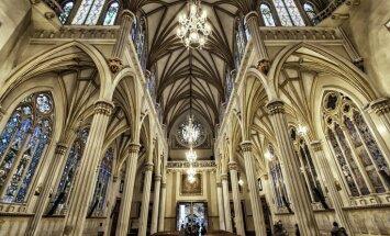Dzīvas, paslēptas, no ledus un spocīgas – pārsteidzošas baznīcas no visas pasaules