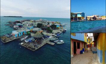 ФОТО: Санта Круз дель Ислоте — самый густонаселенный остров на Земле