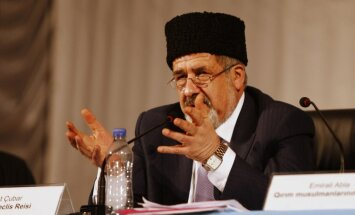 Latvijai nopietni jāizturas pret savu drošību, uzsver Krimas tatāru līderis