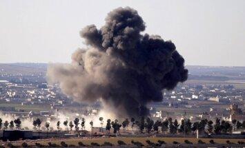 ASV cīņa pret 'Daesh' prasījusi vismaz 352 civiliedzīvotāju dzīvību