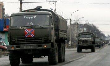 Krievijas spēki darbojas Ukrainā kopš paša konflikta sākuma, norāda ASV vēstnieks NATO