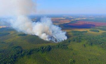 Trešdien Latvijā dzēsti 42 ugunsgrēki